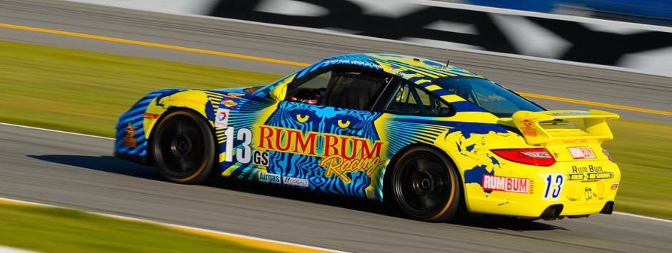 Rum Bum Racing Ready for Big Debut in Texas