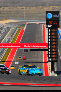 Rum Bum Racing Leads GRAND-AM Championship after COTA