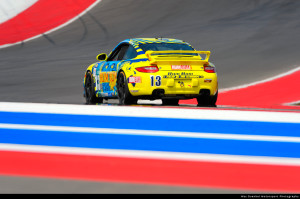 Rum Bum Racing Takes Third on Circuit of the Americas Grid