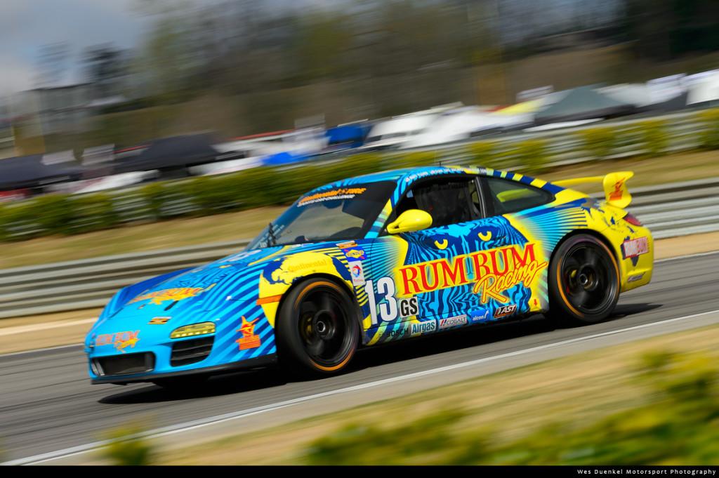Shortened Qualifying Puts Rum Bum Racing Eighth on Porsche 200 Grid