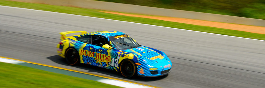 Rum Bum Racing Road Atlanta 2013 debut
