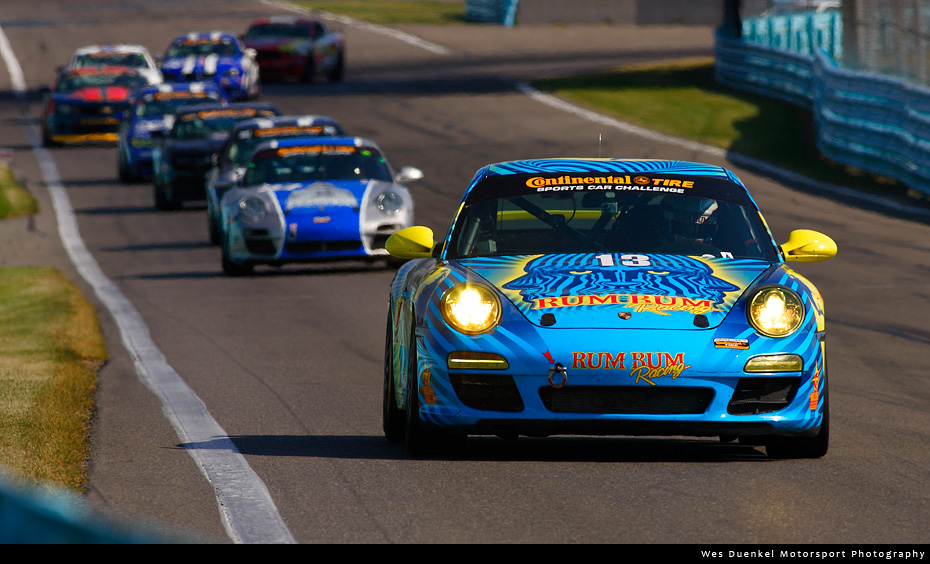 Rum Bum Racing Looks to Stay on Top at Watkins Glen