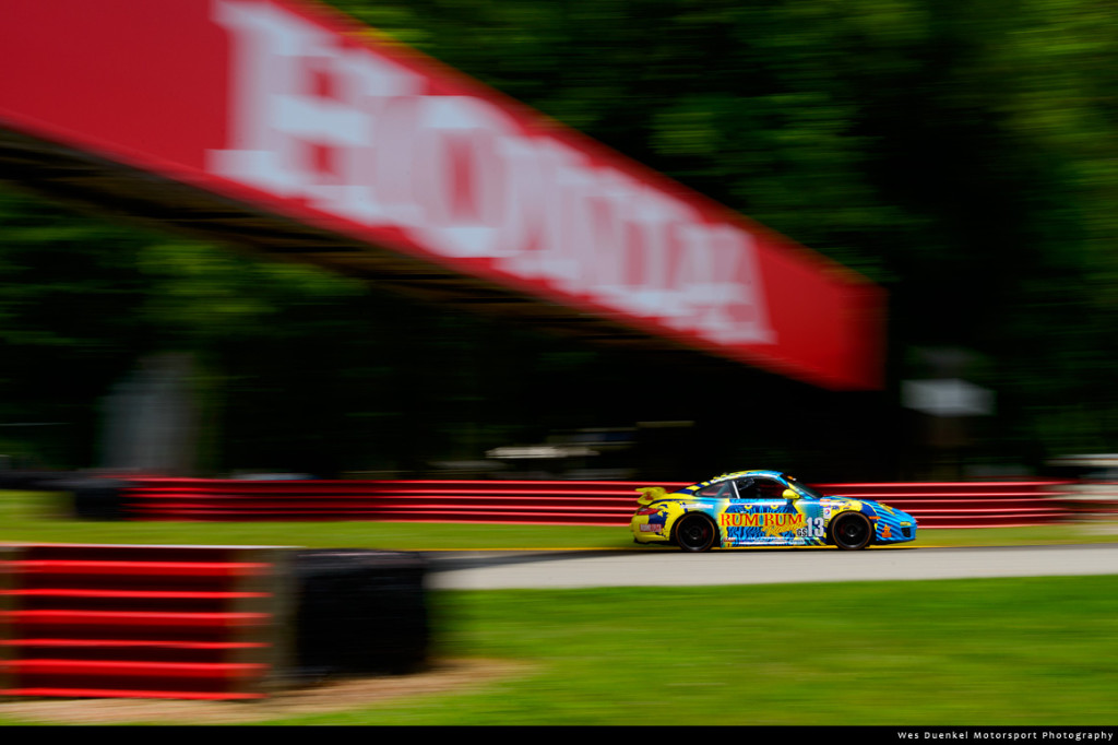 Rum Bum Looking for Mid-Ohio Podium Once Again