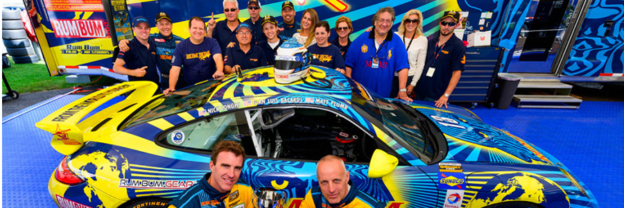 Rum Bum Racing Wins Second Consecutive GRAND-AM Championship