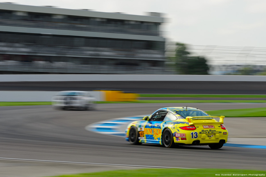 Rum Bum Racing Dealt Disappointment in Indianapolis