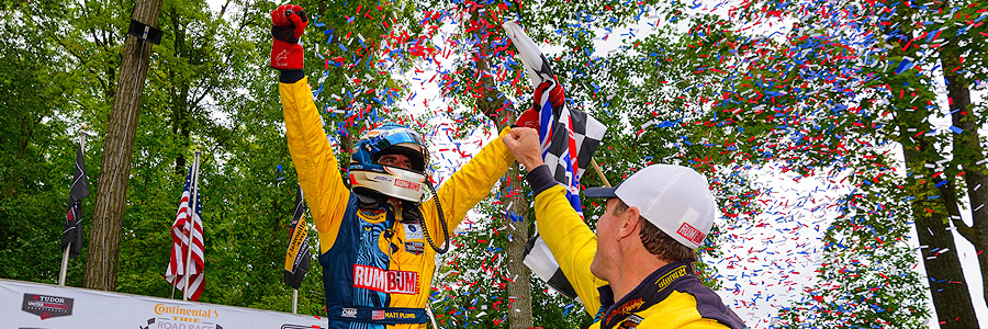 Rum Bum Racing Delivers Another Big Win at Road America