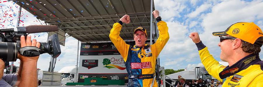 Rum Bum Racing Wins at Virginia International Raceway